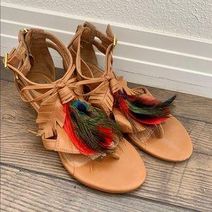 Kelsie Daggar boho sandals